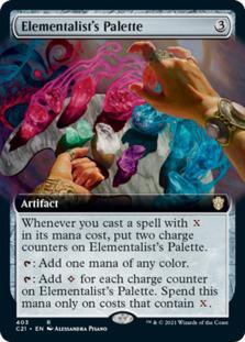 Elementalist's Palette <extended> [C21]