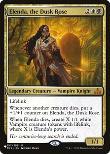 Elenda, the Dusk Rose [PLIST]