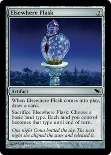 Elsewhere Flask