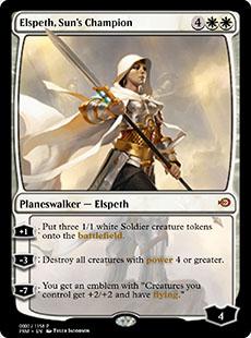 Elspeth, Sun's Champion