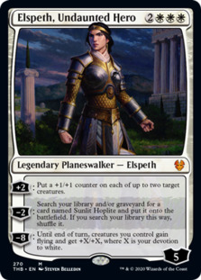 Elspeth, Undaunted Hero