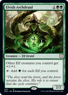 Elvish Archdruid [KHC]