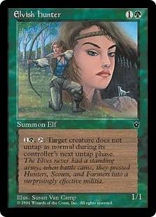 Elvish Hunter