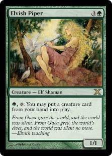 Elvish Piper [10E] (F)