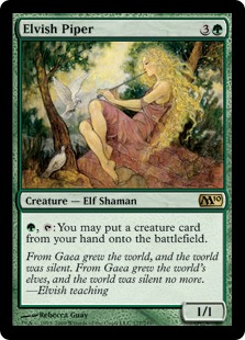 Elvish Piper [M10] (F)