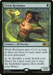 Elvish Reclaimer [PPM20]