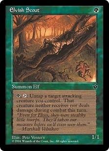 Elvish Scout <Venters> [FEM]