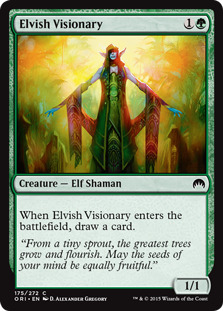 Elvish Visionary [ORI]