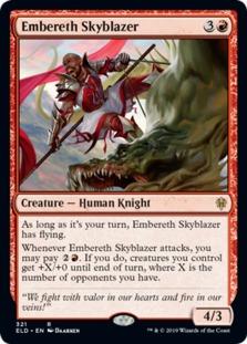 Embereth Skyblazer <brawl deck> [ELD]