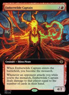 Emberwilde Captain [PRM]