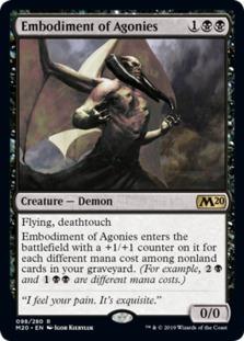 Embodiment of Agonies [M20]