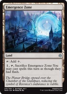 Emergence Zone [WAR]
