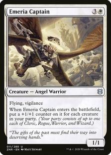 Emeria Captain
