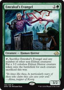 Emrakul's Evangel
