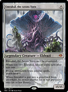 Emrakul, the Aeons Torn <Alt. 1> [PRM]