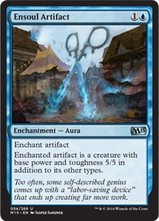 Ensoul Artifact