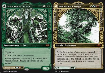 Esika, God of the Tree [PRM]