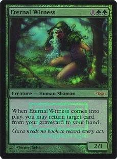 Eternal Witness [PRM-FNM] (F)