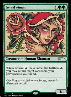 Eternal Witness [SL2]