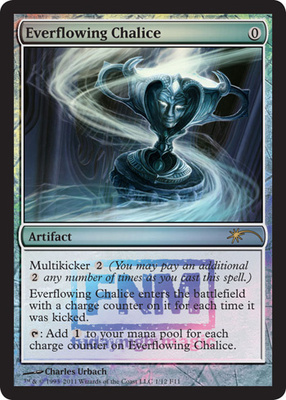 Everflowing Chalice [PRM-FNM] (F)