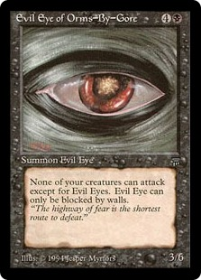 Evil Eye of Orms-by-Gore