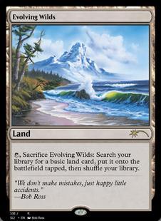 Evolving Wilds [SL2] (F)