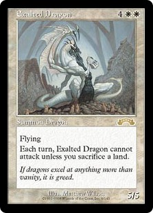 Exalted Dragon