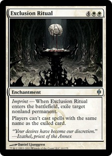 Exclusion Ritual