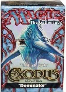 Exodus Theme Deck: Dominator