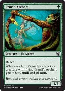 Ezuri's Archers