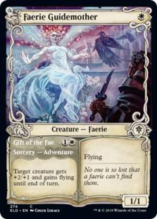 Faerie Guidemother <showcase> [ELD]