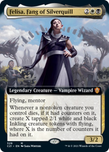 Felisa, Fang of Silverquill <extended> [C21]