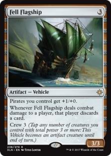 Fell Flagship [PRM-PRE] (F)
