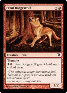 Feral Ridgewolf