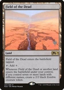 Field of the Dead [PPM20]