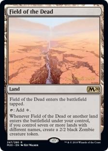 Field of the Dead [PRM-PRE] (F)
