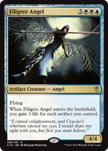 Filigree Angel