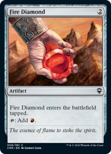 Fire Diamond [CMR] (F)
