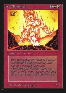 Fire Elemental [CED]