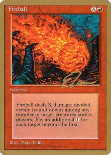 Fireball <Eric Tam> [PTC]