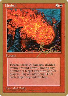Fireball <George Baxter> [PTC]