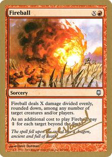 Fireball <Manuel Bevand> [WC04]