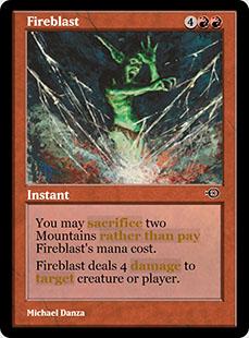 Fireblast <Alt. 1> [PRM] (F)