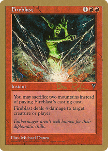 Fireblast <Ben Rubin> [WC98]