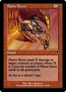 Flame Burst [OD]