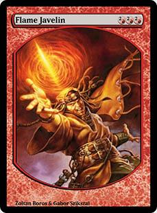 Flame Javelin [PRM] (F)