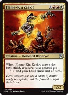 Flame-Kin Zealot [EMA] (F)