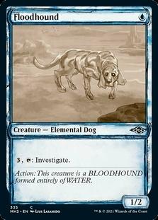 Floodhound <showcase> [MH2]