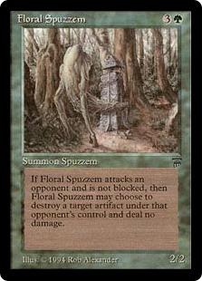 Floral Spuzzem