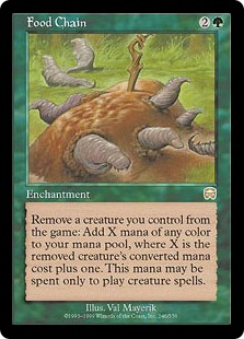Food Chain Mercadian Masques Mm Price History